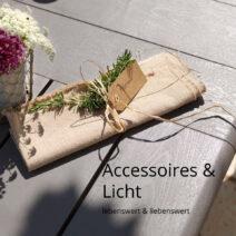 Accessoires & Licht